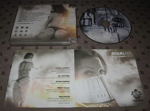 ROGAL DDL Dziwki Dragi Lasery '2015 CD 1 WYDAMIE Bonus RPK Popek Fazi
