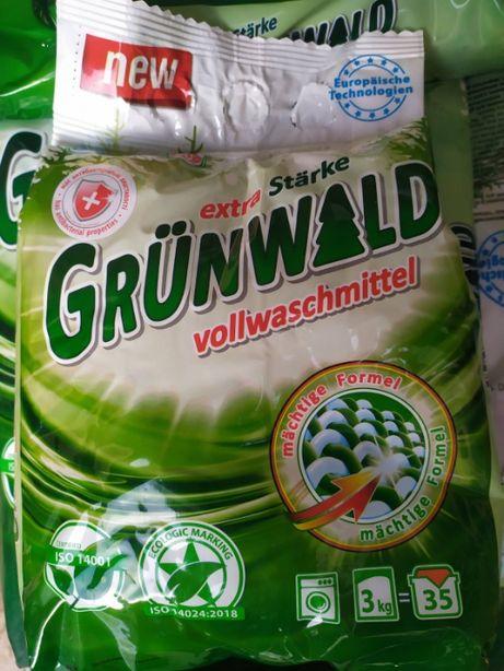 Пральний порошок Гель Grunwald Ary Sapfir H2O стиральный Dropshipping