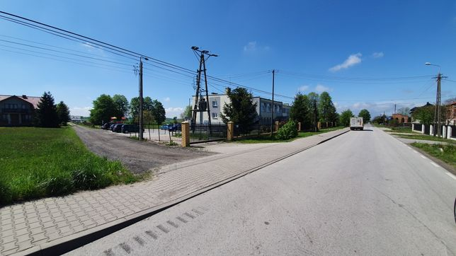 Siedlisko 3000m2, ziemię, działkę sprzedam, Słupica 18km od Radomia.
