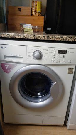 Máquina lavar roupa LG 7kg