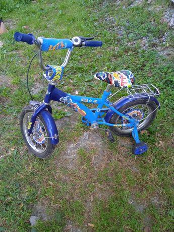 Велосіпед.        .самокат