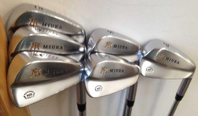 miura mb forged golf set irons titleist