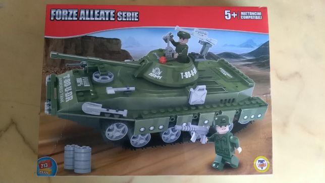 Конструктор LEGO Tank T-80 U-DR forze alleate serie (22502)