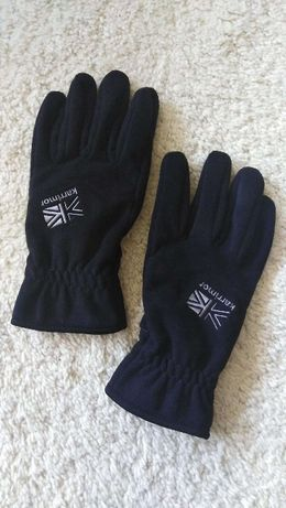 Флисовые перчатки karrimor