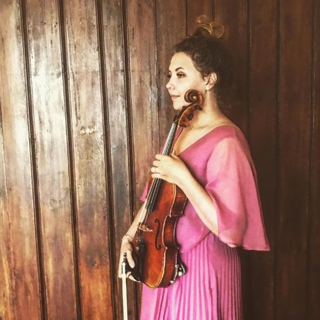 Oprawa muzyczna ślubu/wesela - skrzypce, altowka