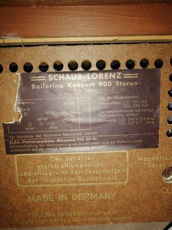 Radio zabytkowe Schaub Lorenz