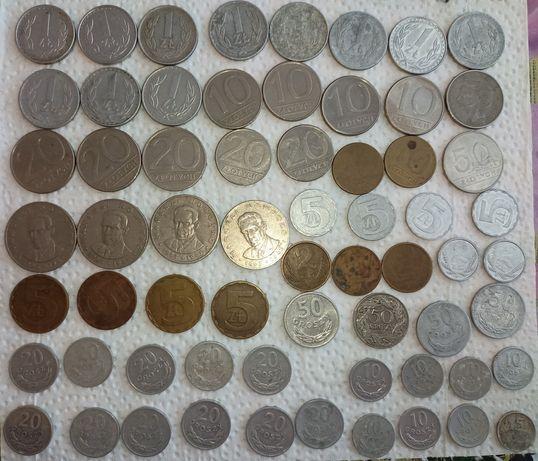 Pieniądze PRL i zagraniczne