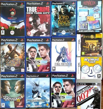 Gry na konsole Playstation Nintendo SEGA *** PS2 PS3 NDS PC