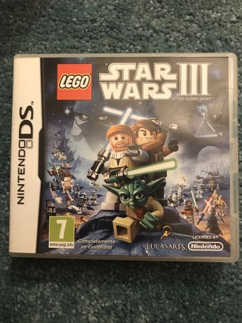 Star Wars III LEGO Nintendo DS