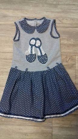 Стильное платьице