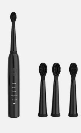 Escova de Dentes Recarregável USB
