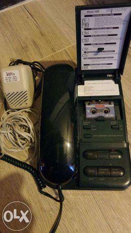 Telefon stacjonarny z sekretarka Kent 100