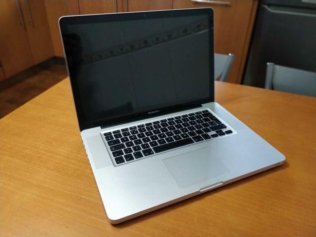 """Macbook Pro 15"""" - Finais de 2008"""