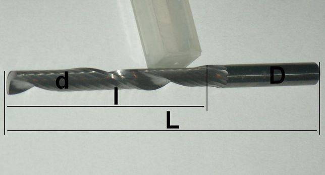 Фреза DJTOL для ЧПУ (CNC) станков, стандартной серии – N