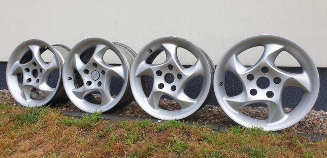 Felgi aluminiowe 15 5x120 7J Et 38 VW Transporter T4