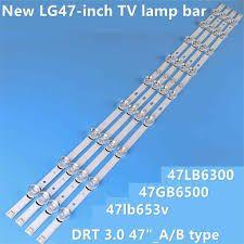 Barras led lg 47lb560 47lb ...,6916L-1715A 1716A