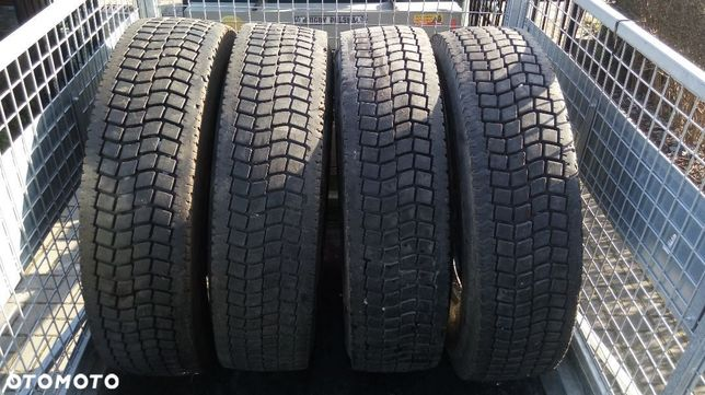 Michelin 275/80 R 22,5 XDA
