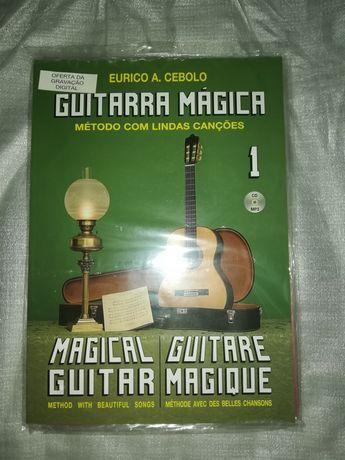 Livro aprender a tocar guitrra 1