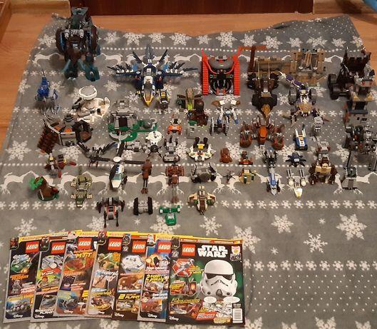 Kolekcja LEGO ( Star Wars, Ninjago, City, Chima i inne)