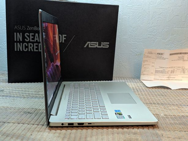 Ультрабук Asus ZenBook intel Core i7 Geforce GTX 960 IPS 4k