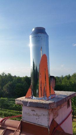 Kominiarz frezowanie kominów wkłady kominowe usługi kominiarskie