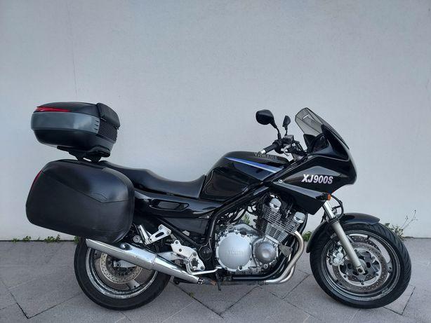 Yamaha XJ900 diversion