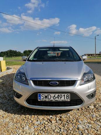 Ford Focus 115KM 119tysKm Titanium Klimatronik rej 2010 OC cały rok