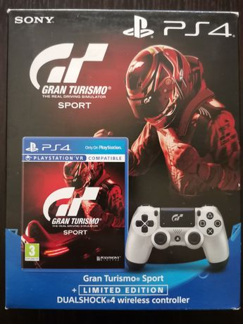 Pad Dualshock 4 V2 Gran Turismo Sport PS4