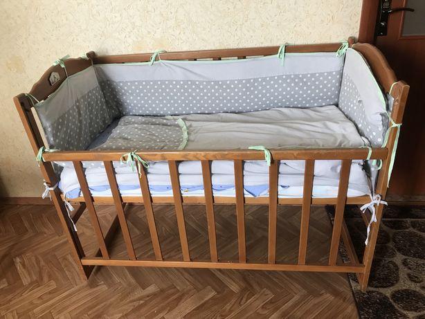 Дитяче ліжко безкоштовно
