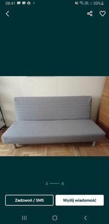 Sofa wersalka ikea materac pojemnik na pościel