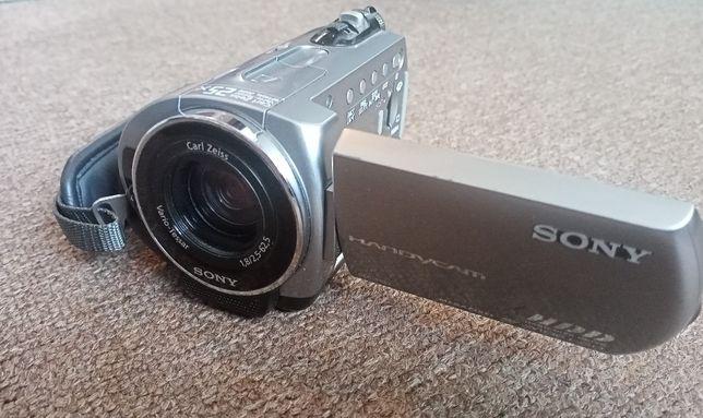Продам видеокамеру Sony Handycam HDD модель DCR-SR82
