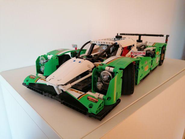 Lego Technic Le Mans 42039 e Heavy Lift 42052