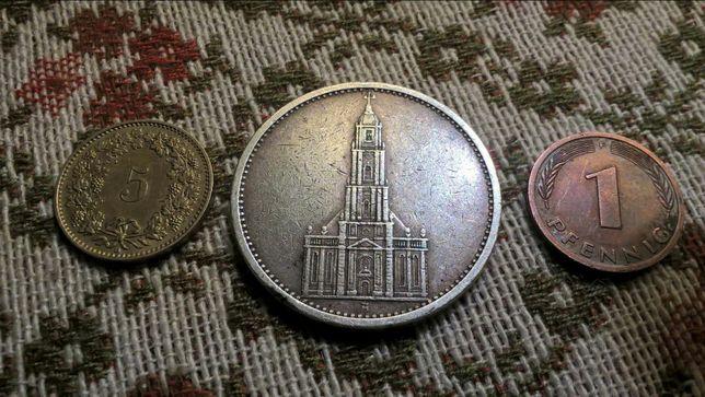 Монета Германии 1935,А