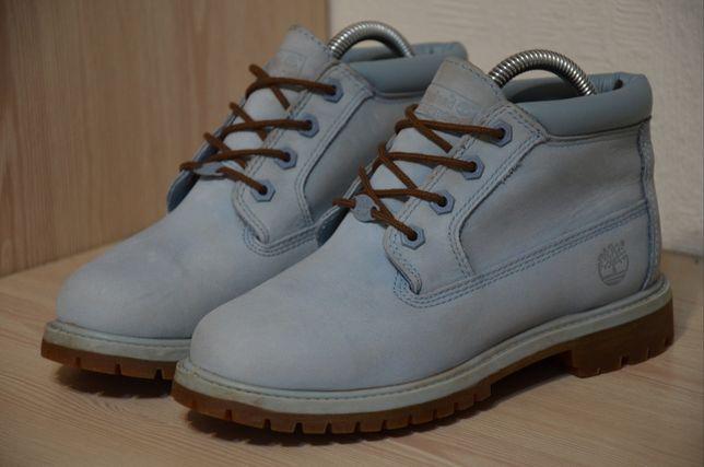 Timberland , кожаные водонепроницаемые ботинки