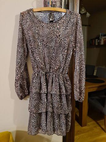 Sukienka panterka Italy Unisex