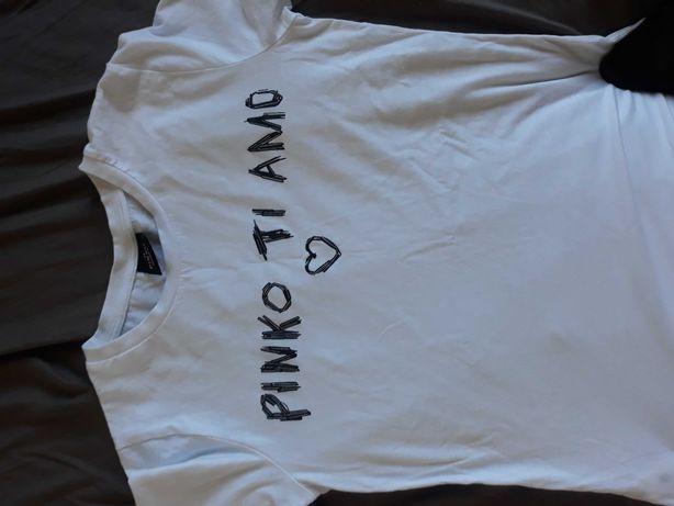 t shirt pinko franchi nowy model s m 38 okazja