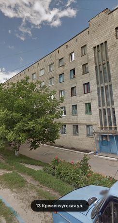 Продам комнату на 1 этаже - ул. Кременчугская