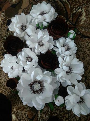 Квіти цвети для декору