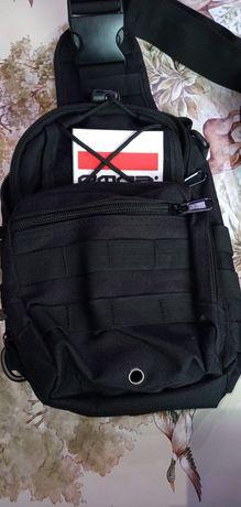 Plecak na jedno ramie