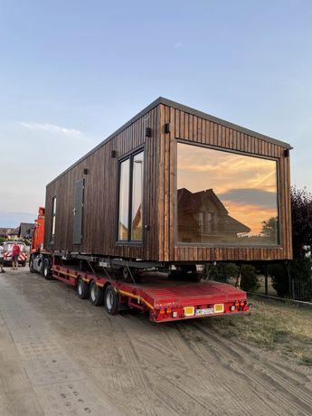 Domek letniskowy dom mobilny 35m2 domek holenderski holenderka