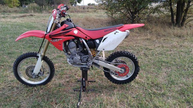 мотоцикл HONDA CRF150R