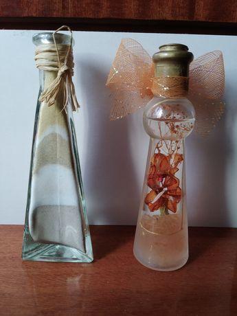 Интерьерные бутылочки декор для дома