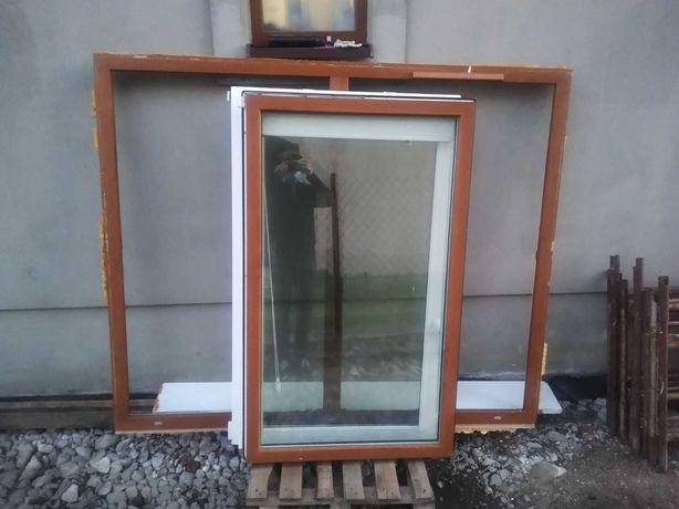 Okno Balkonowe Tarasowe 205x172