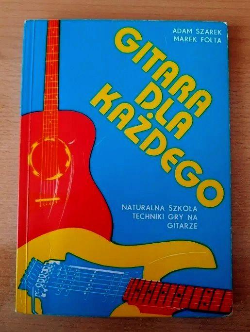Gitara dla każdego - naturalna szkoła techniki gry na gitarze Poznań - image 1