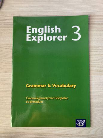 English Explorer Grammar&Vocabulary 3