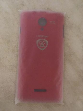 Чехол (бампер) для телефона Prestigio, разные цвета