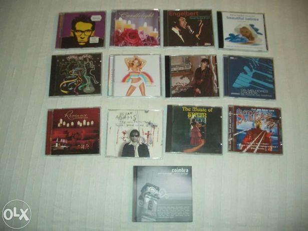 Vendo vários cd originais