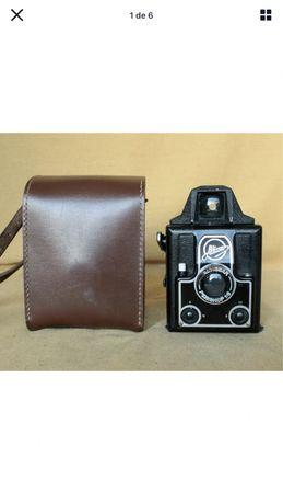 Câmera Eho-Altissa Box + Capa - 1954