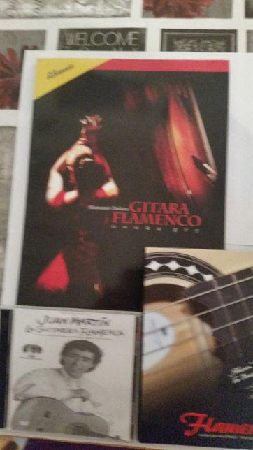 Flamenco. Sławomir Dolata. DVD i książka