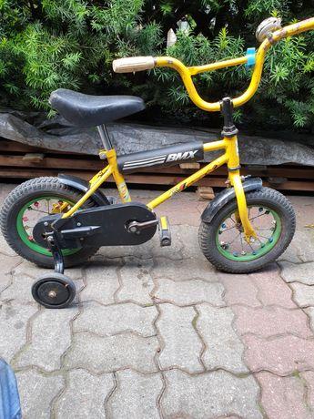 Rower BMX Romet solidny sprzęt dla dziecka w pełni sprawny